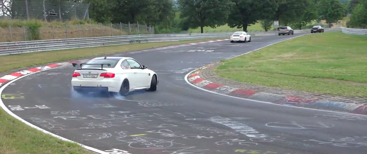 Nurburgring drift