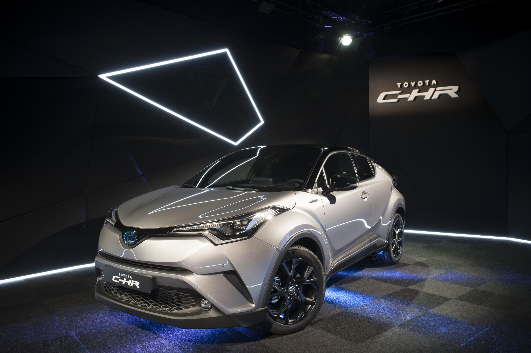 "Toyota C-HR ""Launch Edition"" exterior"