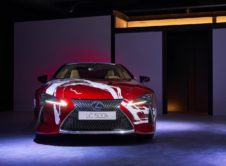 Lexus Lc 500h Art Car Concurso 03