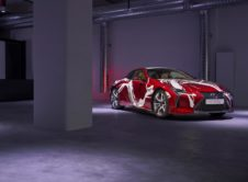 Lexus Lc 500h Art Car Concurso 04