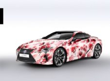 Lexus Lc 500h Art Car Concurso 05