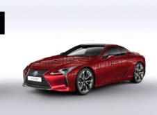 Lexus Lc 500h Art Car Concurso 06