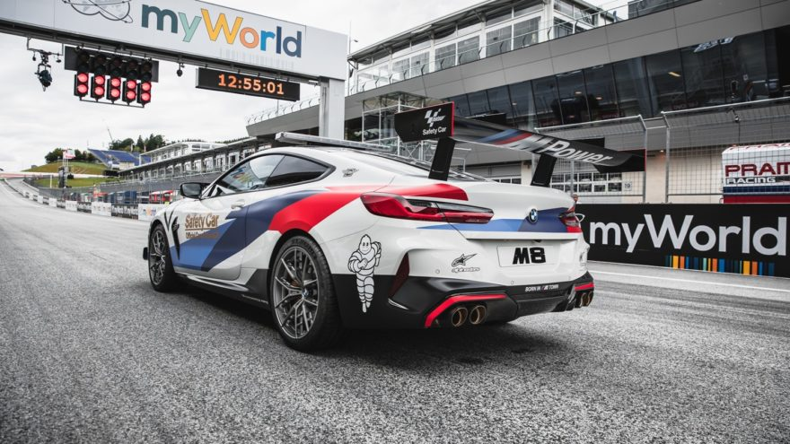 Bmw M8 Safety Car Motogp (18)